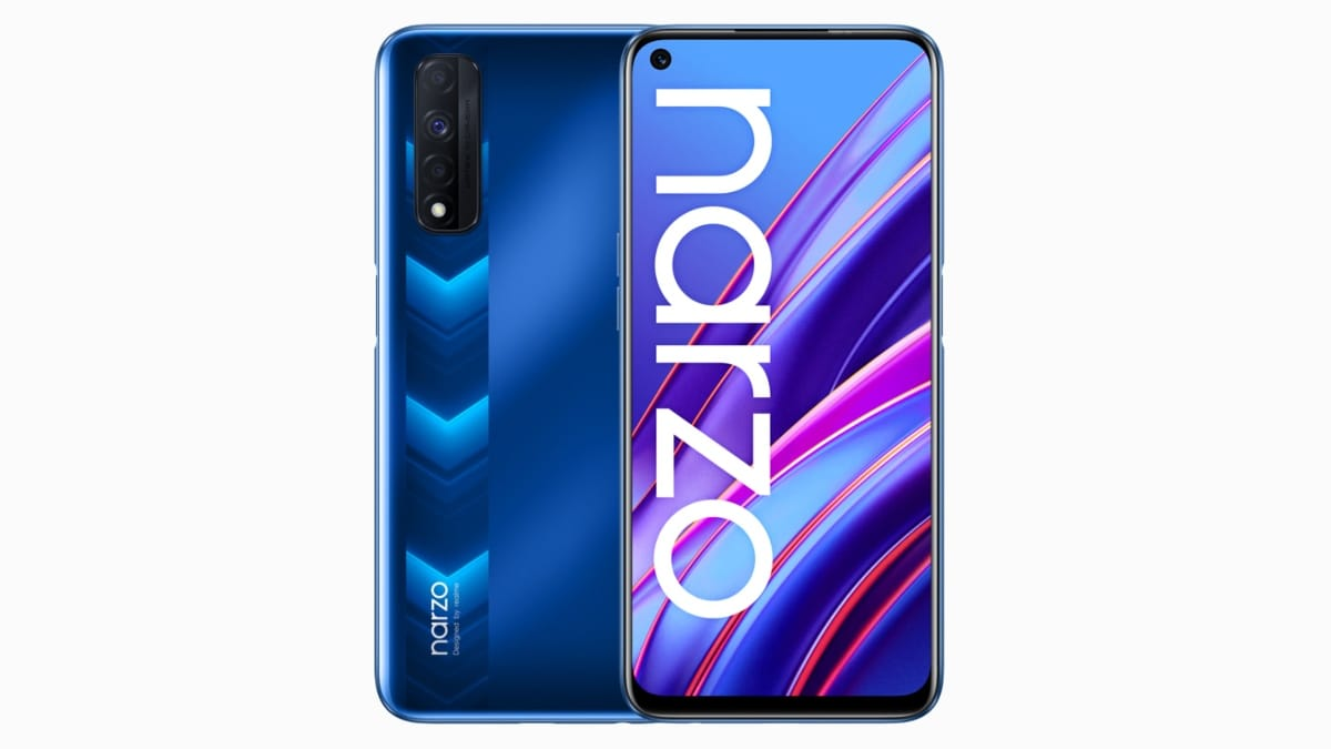 Realme Narzo 30 Price in USA Specifications Features