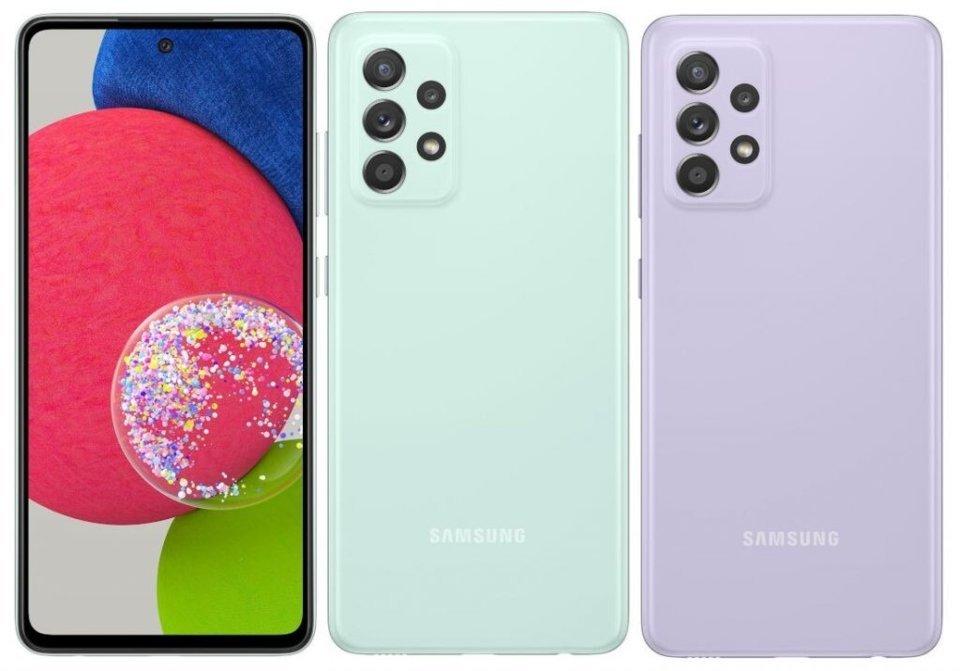 Samsung Galaxy A52s 5G Price in USA