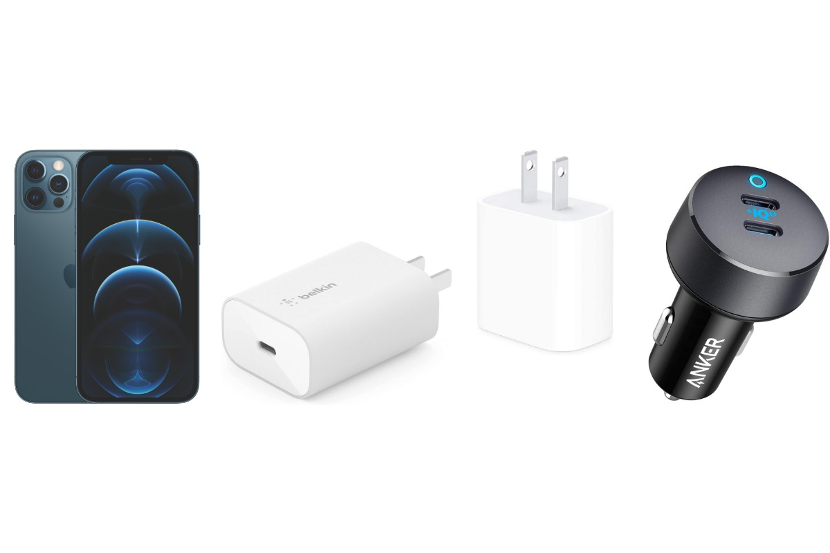 Best Chargers For iPhone 12, 12 Pro, Mini and Pro Max